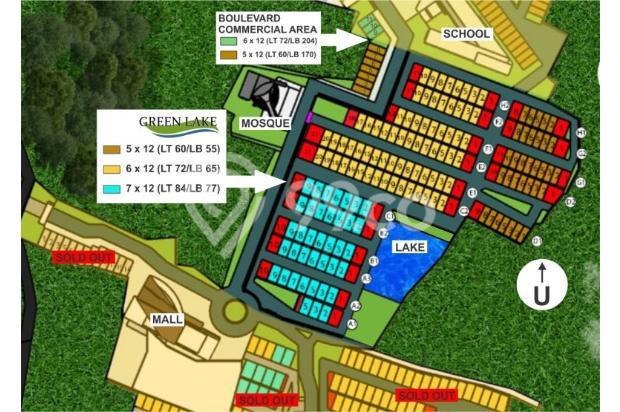 Jatiasih Central City @ Cikunir - Jatiasih, DP cicil 24 bln, terlengkap 21587821