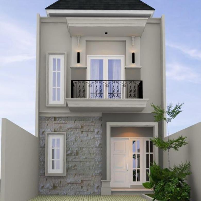 Rumah Minimalis Mewah 2 Lantai Di Kahfi 1 Jagakarsa Jaksel