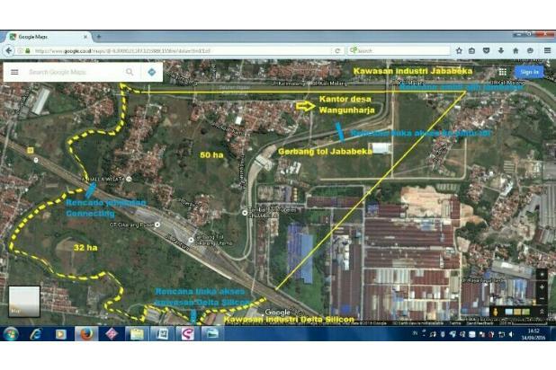 Rp2,05trily Tanah Dijual