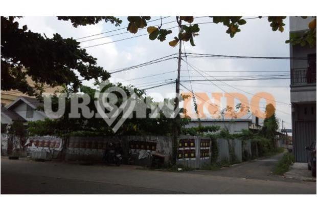 Tanah Siap Bangun Ruko Ruko di Jalan Purnama I 10368014