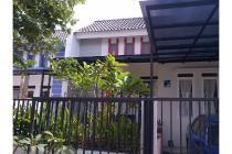 Rumah mungil, minimalis di Kemang Regency