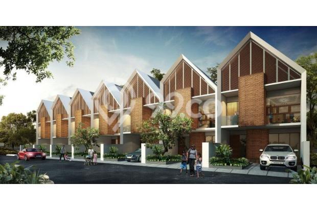 103 Gambar Rumah Cluster Elit Gratis Terbaru