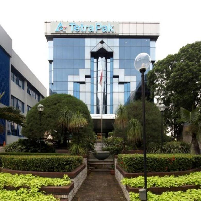 Gedung Philips & TetraPak Exclusive, Strategis dan Murah