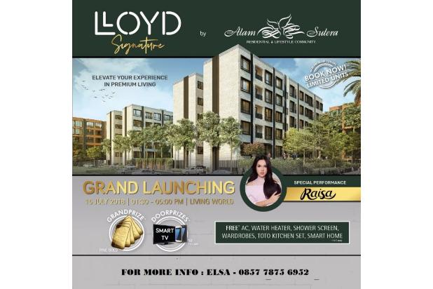 LLOYD SIGNATURE Premium Low Rise Apartments 18450783
