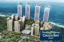Dijual Apartement Green Bay Di Pluit city , Jakarta Utara , Dengan fasalita