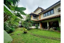 Rumah Balinese Style Dalam Komplek Ternama Baliview Cirendeu