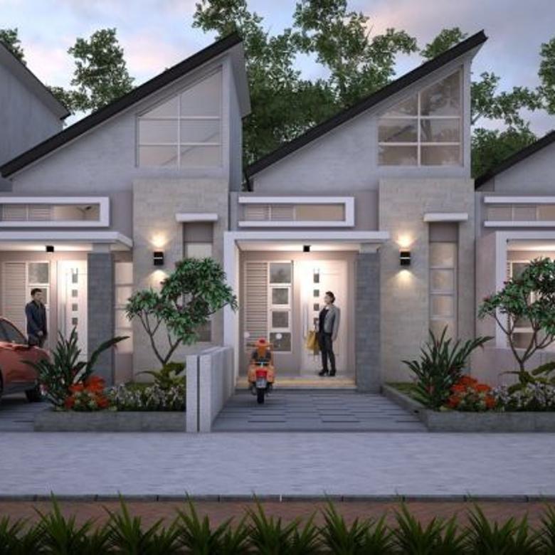 Rumah minimalis Aster Village Ciwastra Bandung