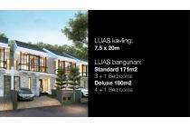 Rumah townhouse brandnew dekat Wijaya Prapanca Kebayoran baru