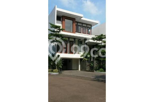 Dijual Townhouse Exclusive Ada Privete Pool Strategis di Ampera Raya Jaksel 17307648