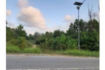 tanah kawasan industri kariangau poros jalan balikpapan