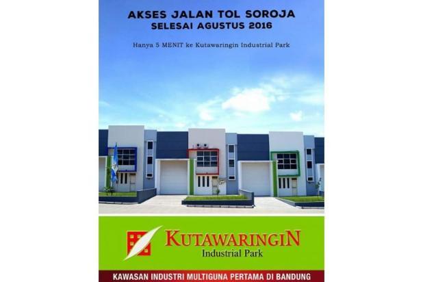 investasi gudang di kutawaringin industrial park