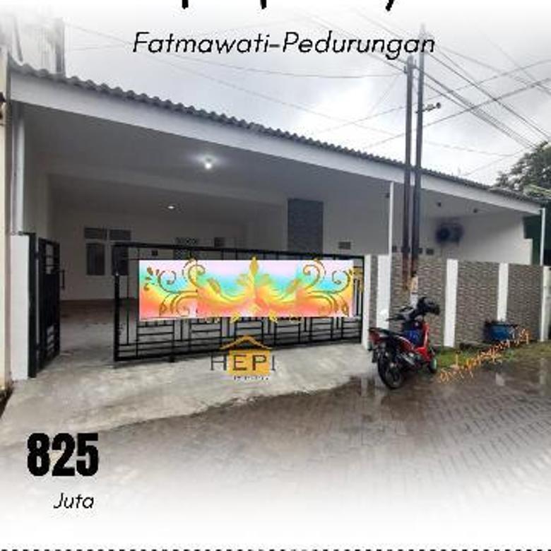 Rumah di saptaprsetya Pedurungan Semarang