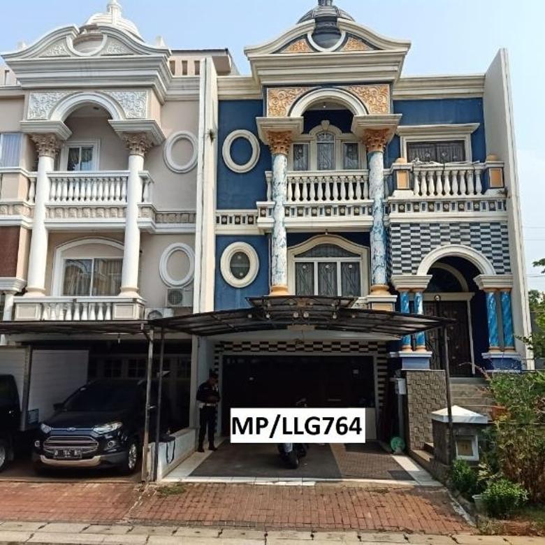 Dijual cepat rumah di perum bukit gold mediterania, penjaringa