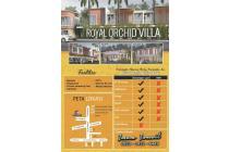 Royal Orchid Villa rumah syariah di Cimahi tanpa BI Checking dan tanpa riba