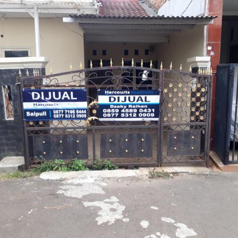 Di Jual BU Rumah Cluster Tampak Siring Duta Bintaro
