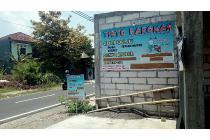 Oper KontrakbRuang Usaha di Sembego, Sleman.