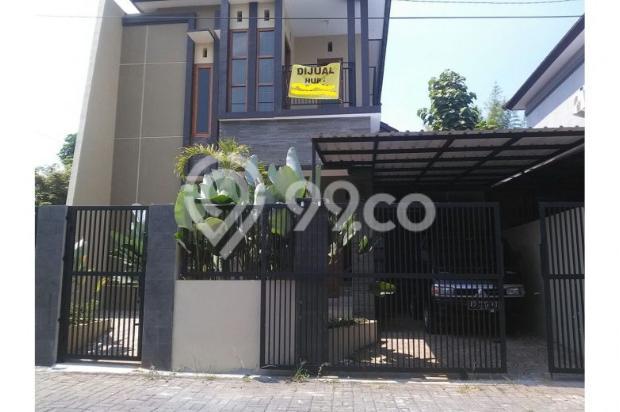 Dijual Rumah 2 Lantai di Minomartani Sleman Jogja Dekat Pasar Kolombo 12399081