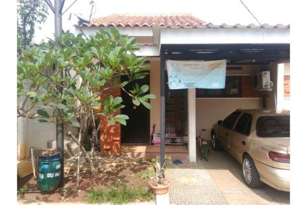 329 rumah murah nyaman strategis bebas banjir di sawangan