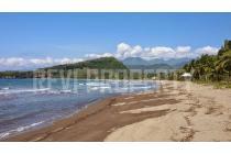 Dijual tanah 125ha pantai wisata lakban ratatotok