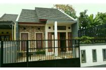 Cingised - Cisaranten >> Rumah Baru Siap Pakai dkt Jln Raya Utama