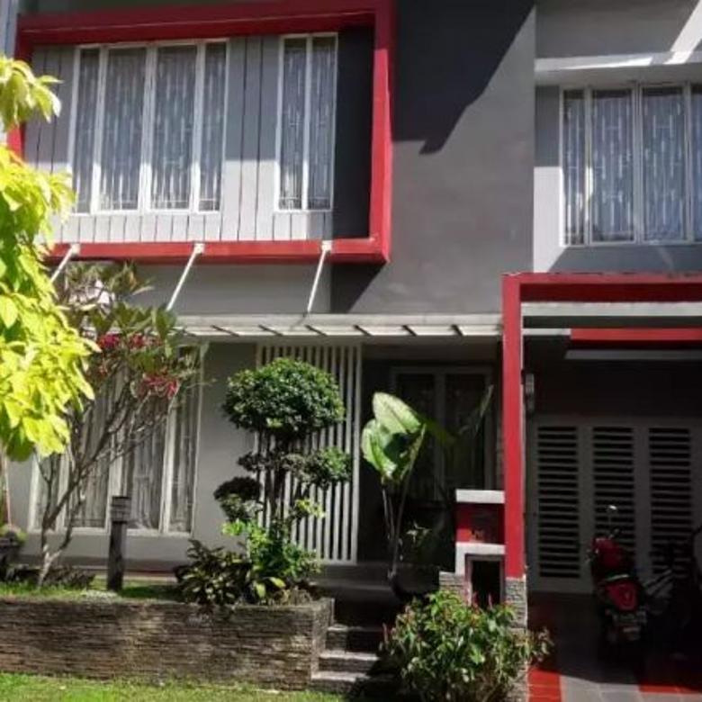 Dijual cepat Rumah murah Cantik di Emerald View, Bintaro