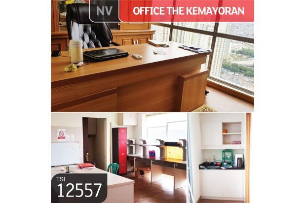 office the mansion kemayoran tower fontana, lt 15, jakarta pusat, ppjb