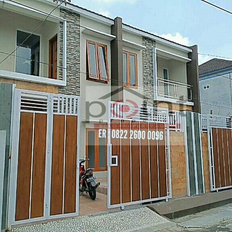 Rumah baru di area Kampus UMS