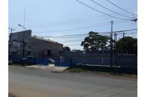 Hot Tanah Pinggir Jalan Raya Cocok Untuk Gudang dan Komersil