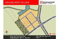 Kavling Komersil West Village Siap Bangun di BSD City