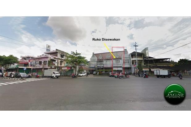 Ruko dekat Malioboro