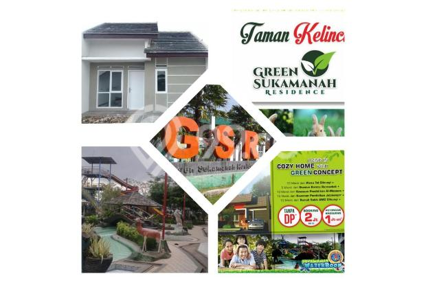 rumah murah Tanpa DP lokasi Dekat Stasiun Kereta Api Rancaekek Bandung 18451027