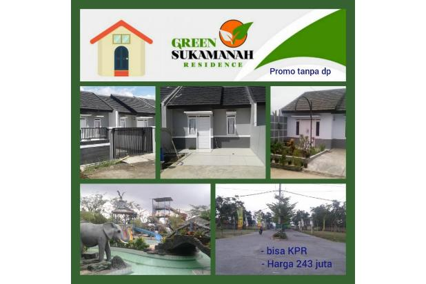 rumah murah Tanpa DP lokasi Dekat Stasiun Kereta Api Rancaekek Bandung 18547002