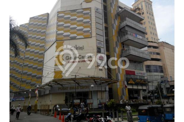 Dijual/Over Kredit (Murah) Kios Cikini Gold Center 16579406