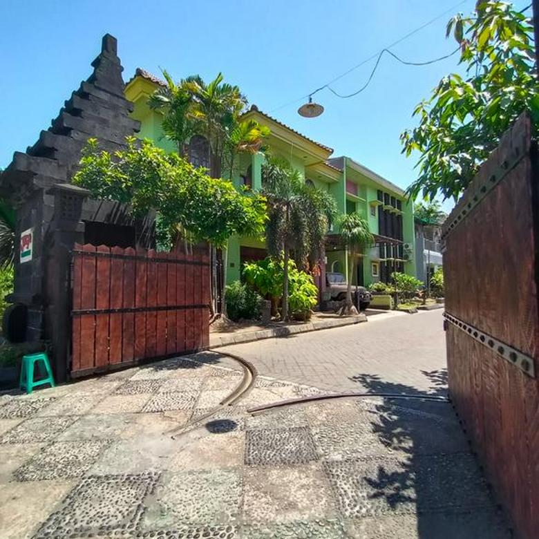 Beli Rumah 15kmr,FREE 70m Tanah Komersil AmPlaz di seturan gejayan pogung