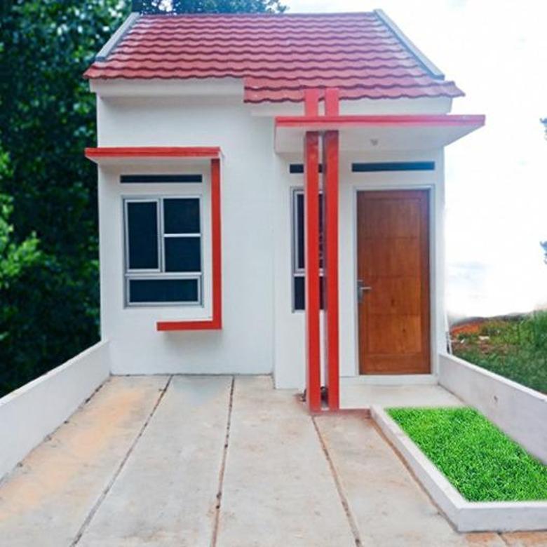 Rumah Syariah Harga 200an di Cilodong, Depok, Dekat GDC