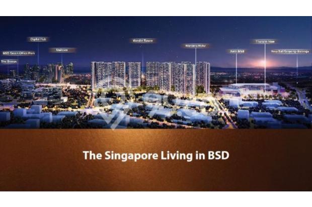 Skyhouse BSD Apartment Dijual 14531836