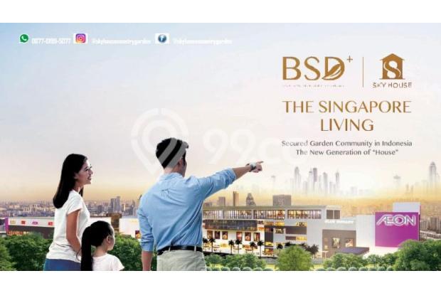 Skyhouse BSD Apartment Dijual 14535795