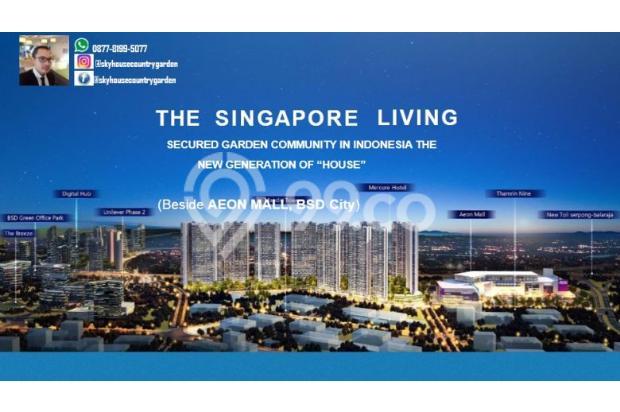 Skyhouse BSD Apartment Dijual 14535842