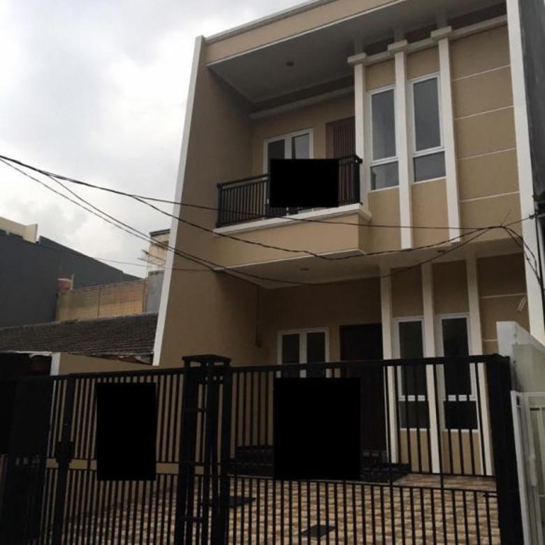 Rumah Brand New Kelapa Cengkir Siap Huni