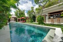 Elegant two-bedroom commercial villa for sale in the heart of Seminyak