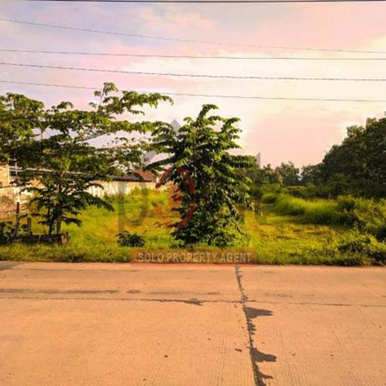 Tanah Kavling Murah Hanya 33 Unit di Ngemplak Boyolali (AT/RA)