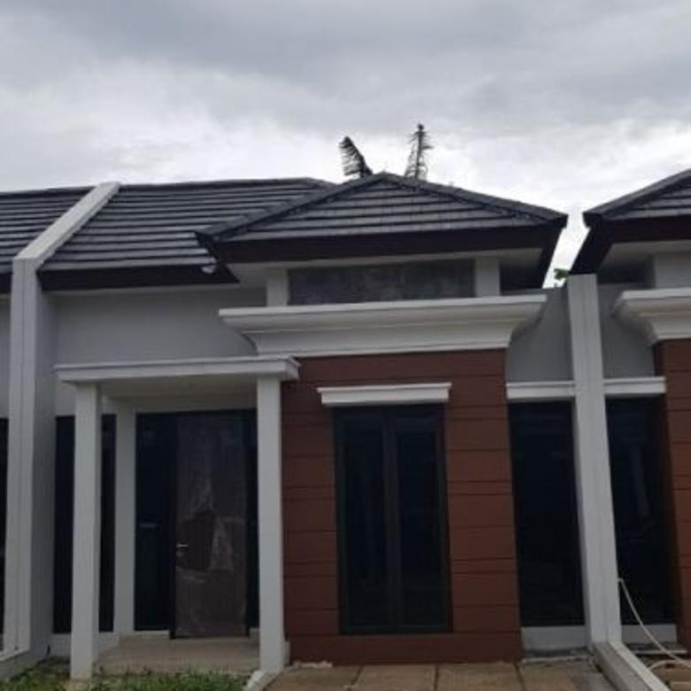 Rumah Baru Gress di Jakarta
