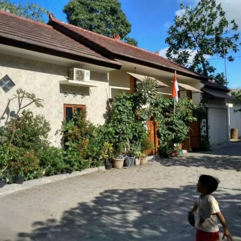 Rumah Dijual Konsep Kontemporer Minimalis Dekat Jalan Damai