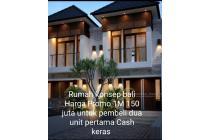 Rumah mewah town House Jakarta Timur Promo 100 juta potingan