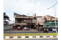 Disewakan Tempat Usaha Eks Resto di Jl. Angkatan 45 Palembang