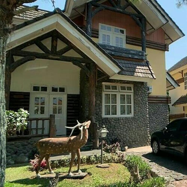 Villa Cantik di kota Bunga Cipanas Cianjur