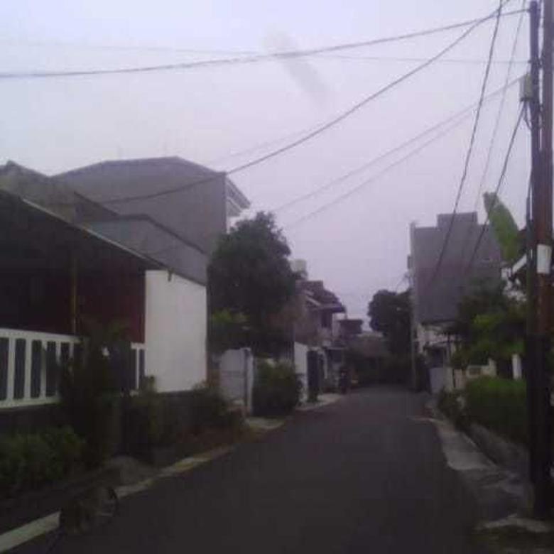Dijual Rumah Lama Strategis di Kramat Batu Jakarta