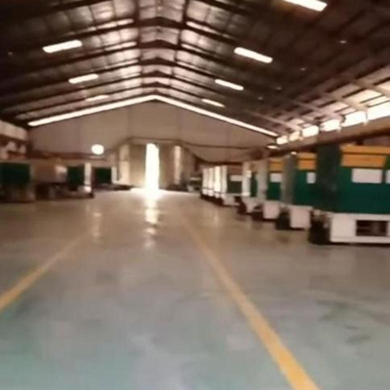 Kavling Murah ex Pabrik Helm di Kawasan Industri Citereup Bogor