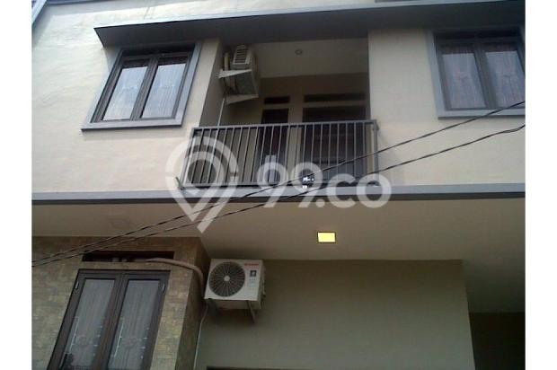 Rumah 2, 5lantai minimalis KPR di jagakarsa jakarta selatan 5518834