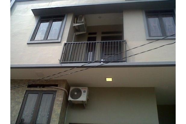 Rumah 2, 5lantai minimalis KPR di jagakarsa jakarta selatan 5518831